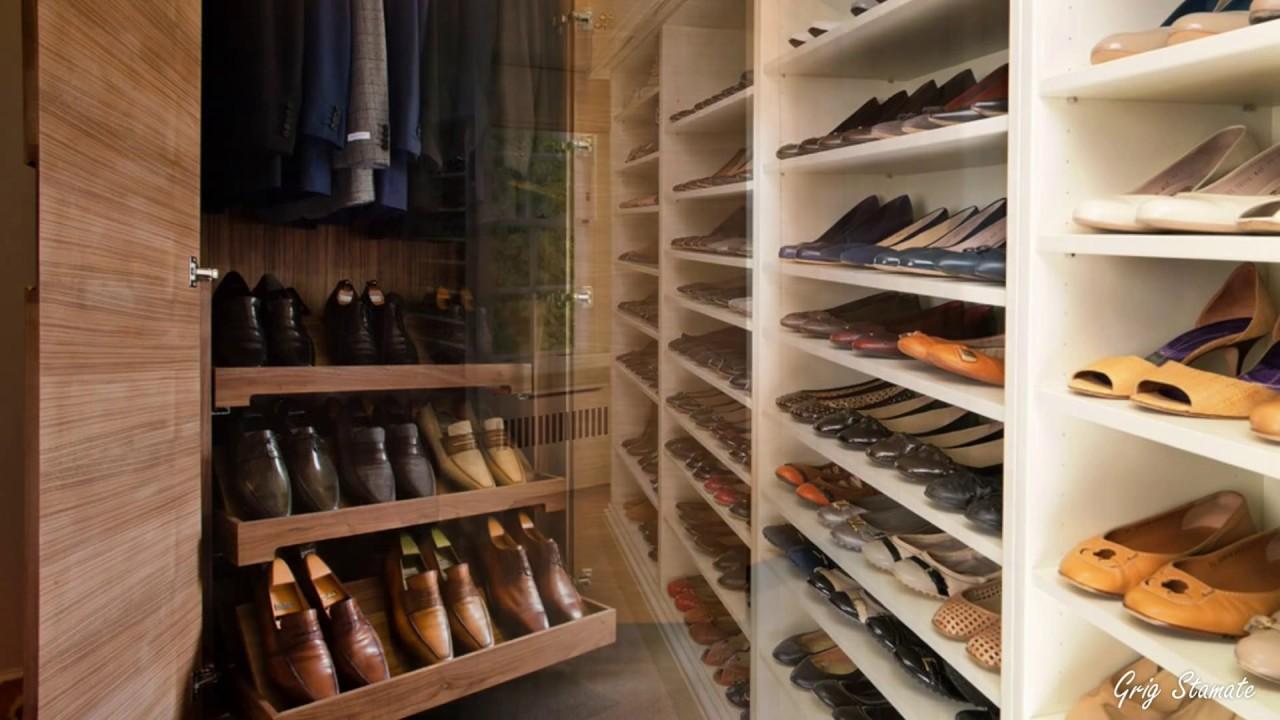 Sensible Ideas For Shoe Storage