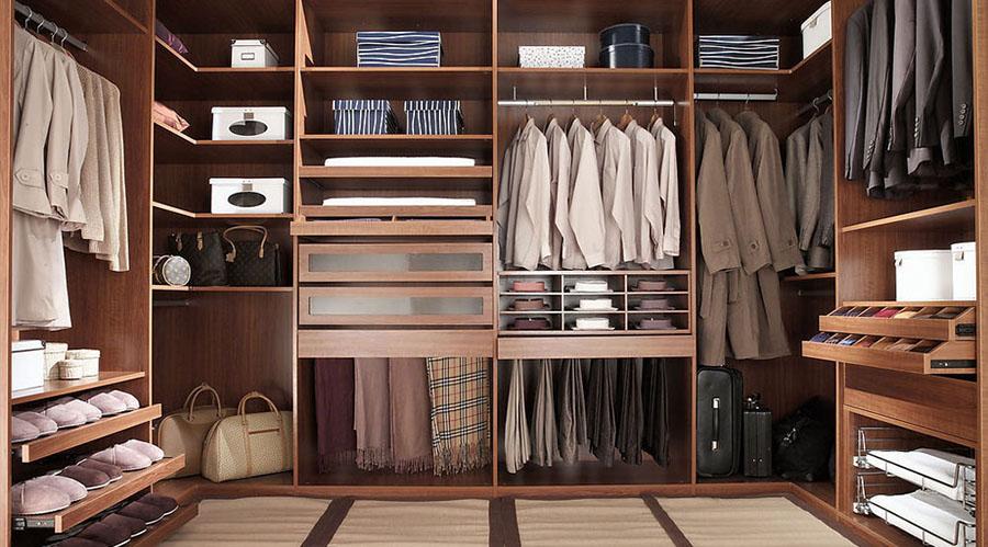 Clothes Closet Design Ideas | Walk In Closet Design Ideas